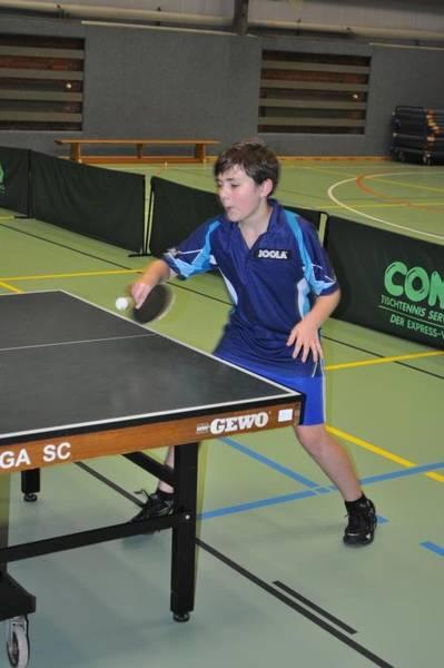Tischtennis Schwerin